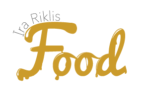 ira riklis food blog logo