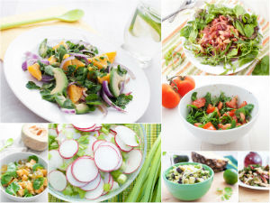 Assortment Of Salads