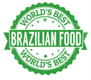 Sign Of World's Best Brazilian Food